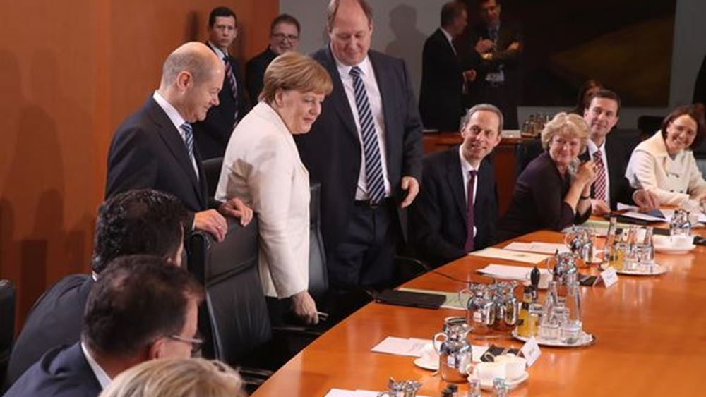 Η Γερμανία σχεδιάζει να δανειστεί 96,2 δισ. ευρώ το 2021 για τη μάχη κατά των επιπτώσεων του κορονοϊού