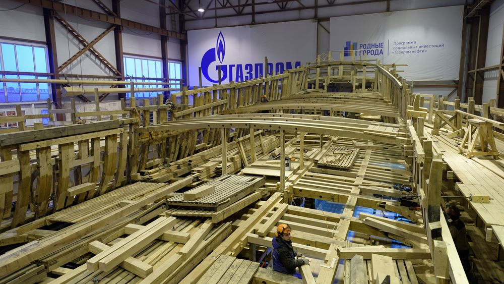 Στη Ρωσία ναυπηγείται το πρώτο πλοίο με τεχνολογία πλοήγησης άνευ πληρώματος
