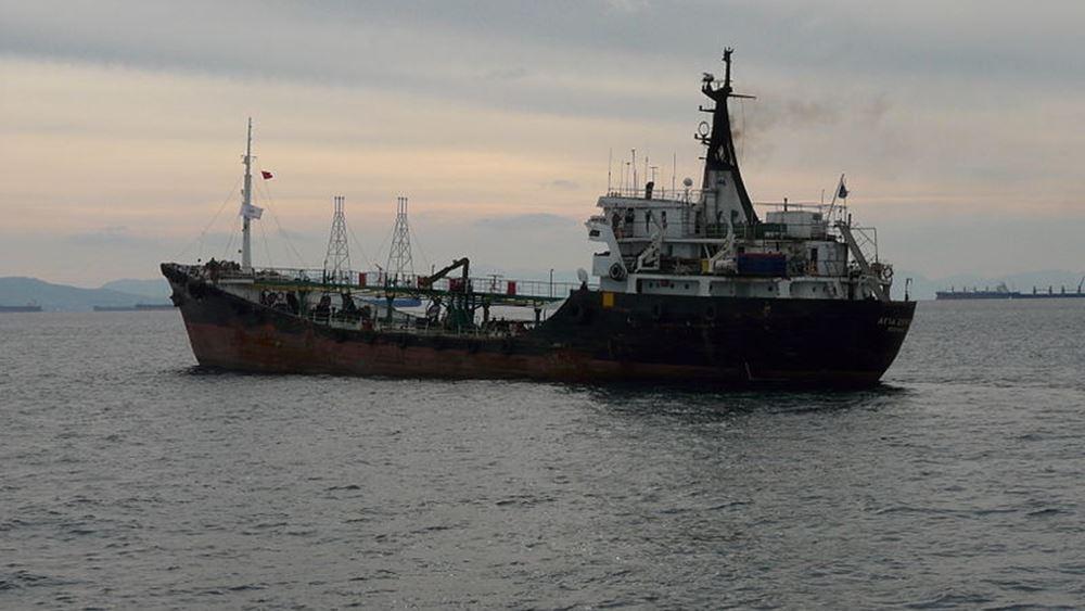 ΥΠΕΝ: Αποκατάσταση της περιβαλλοντικής ζημίας του ναυαγίου του Αγία Ζώνη ΙΙ