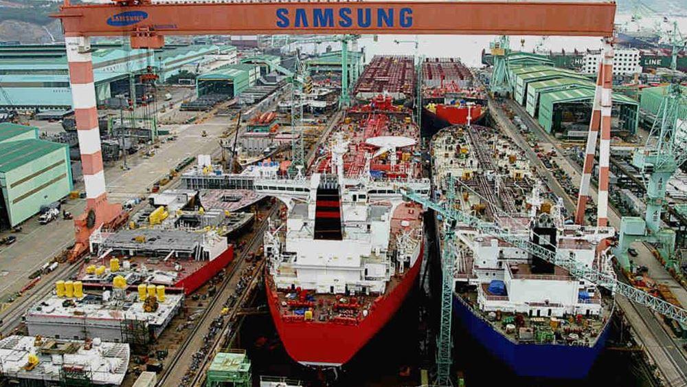 Ποια υπερχρεωμένη νοτιοκορεατική εταιρεία είδε την προνομιούχα μετοχή της να εκτινάσσεται κατά 955%