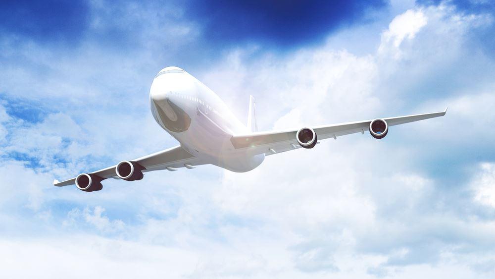 Παράταση στην απαγόρευση πτήσεων έως τις 15 Μαΐου