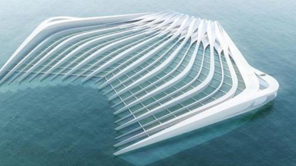 Αυτή η πλωτή πλατφόρμα θα μπορούσε να σώσει τους ωκεανούς από τα πλαστικά