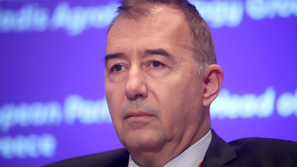 Ν. Γεωργιάδης: Θέλουμε να ανακτήσουμε την εμπιστοσύνη της αγοράς