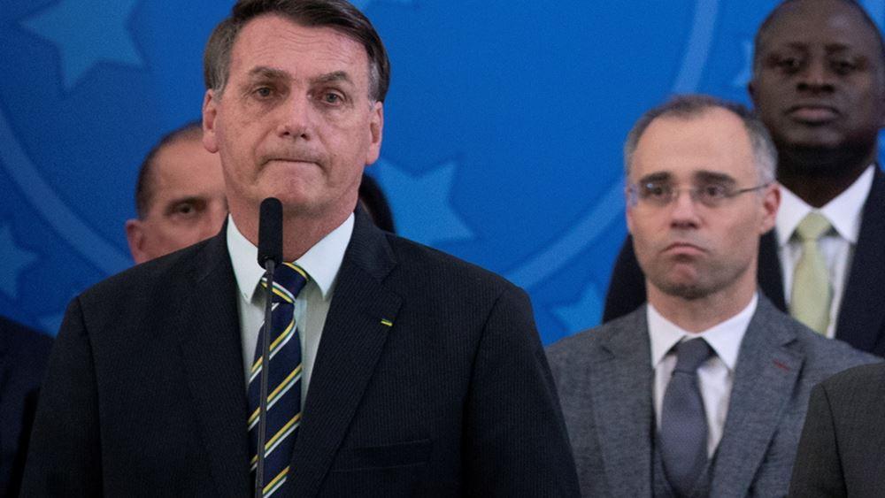 """Βραζιλία: Ο Μπολσονάρου διαβεβαίωσε ότι οι πνεύμονές του είναι """"καθαροί"""" μετά το τεστ του κορονοϊού"""