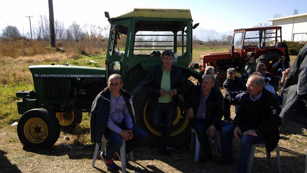 Κινητοποιήσεις και μπλόκα τον Ιανουάριο αποφάσισαν οι αγρότες