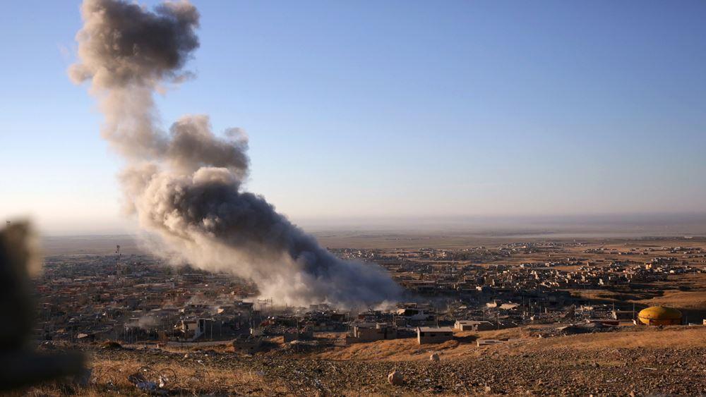 Ιρακινές στρατιωτικές βάσεις που στεγάζουν δυνάμεις των ΗΠΑ δέχτηκαν επίθεση με ρουκέτες
