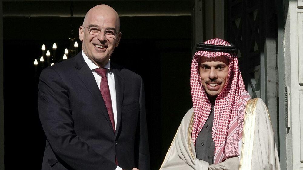 Δενδιας ΥΠΕΞ Σαουδικής Αραβίας