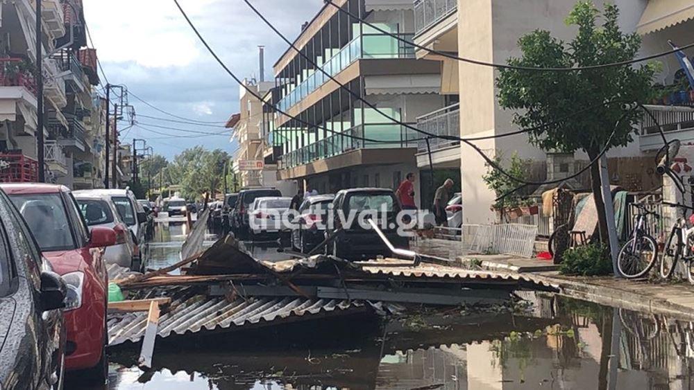 Χαλκιδική: Με γοργούς ρυθμούς η αποκατάσταση της ηλεκτροδότησης