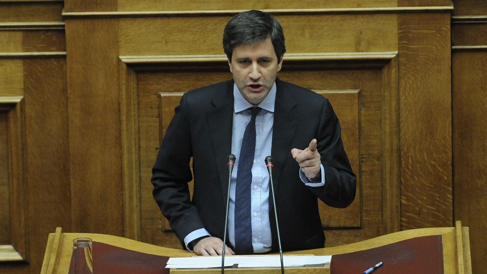 Χουλιαράκης: Το ΥΠΟΙΚ αρνήθηκε να αποδειχθεί ότι δεν παραδώσαμε κενό 396 εκατ.