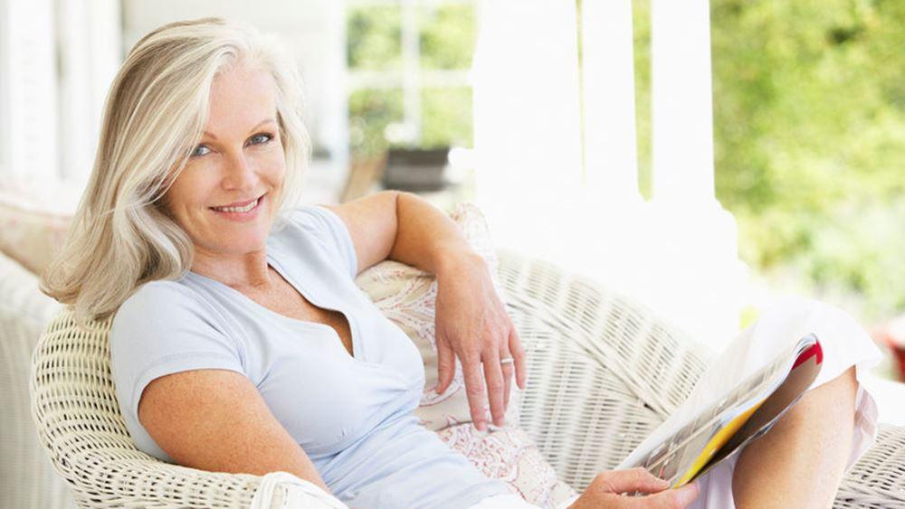 Η εμμηνόπαυση δεν είναι πάθηση