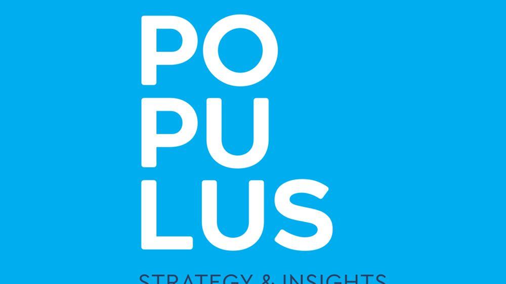 Βαρόμετρο Populus: Αβεβαιότητα, άγχος αλλά και ελπίδα για την επόμενη μέρα της πανδημίας