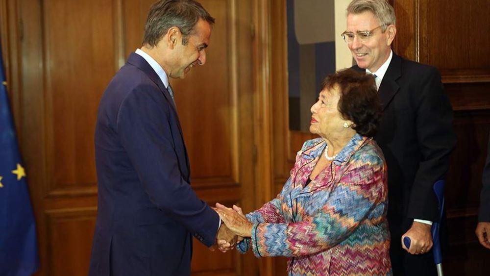 Κ. Μητσοτάκης: Η Ελλάδα αποτελεί αξιόπιστο εταίρο των ΗΠΑ στην περιοχή