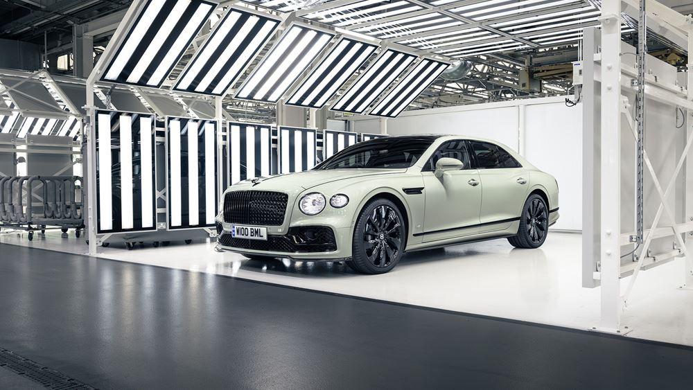 Ιστορικά χρώματα Mulliner για την Bentley