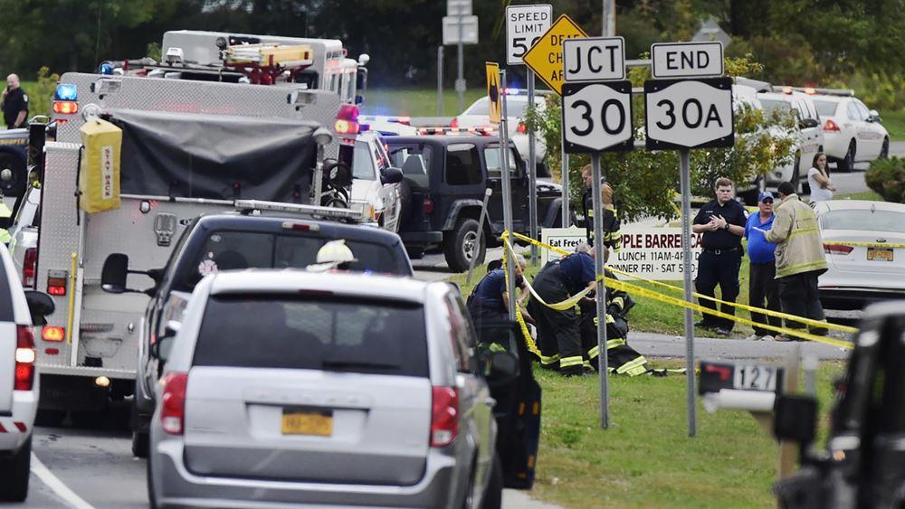 Νέα Υόρκη: 20 νεκροί από σύγκρουση αυτοκινήτων