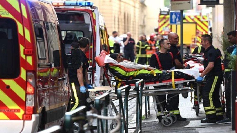 Ο ύποπτος για την έκρηξη στη Λιόν δήλωσε πίστη στο Ισλαμικό Κράτος