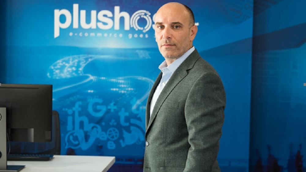 Θανάσης Καμέας CEO της Plushost