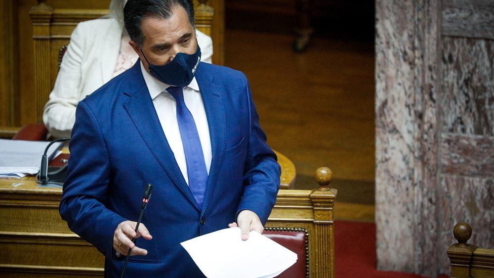 Α. Γεωργιάδης για πληθωριστικές τάσεις: Από τις γιορτές και μετά θα αρχίσει η η αντίστροφη πορεία του φαινομένου