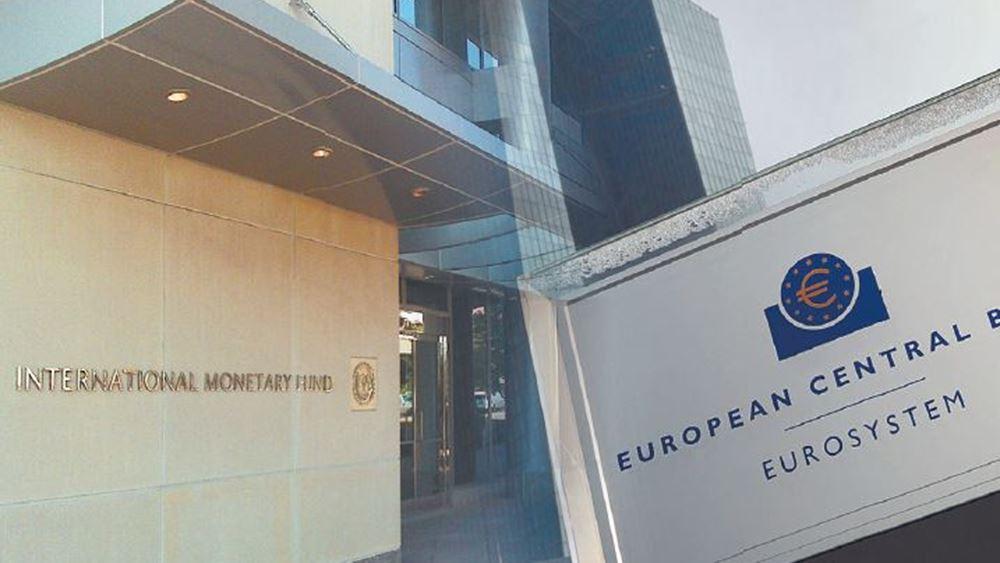 Τριπλό κρας τεστ σε ΔΝΤ, ΕΚΤ και γερμανική Βουλή για το ελληνικό ζήτημα