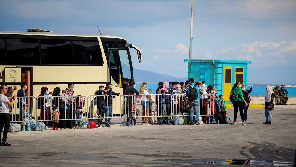 Κατά 75,95% αυξήθηκαν οι επιστροφές μεταναστών στην Τουρκία