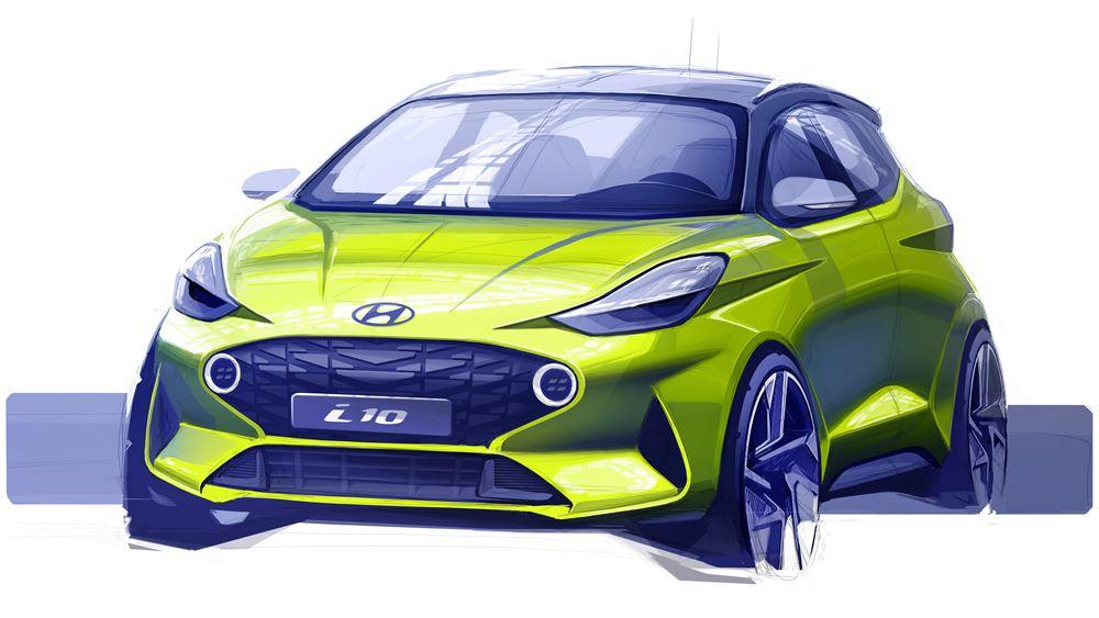 Νέο Hyundai i10
