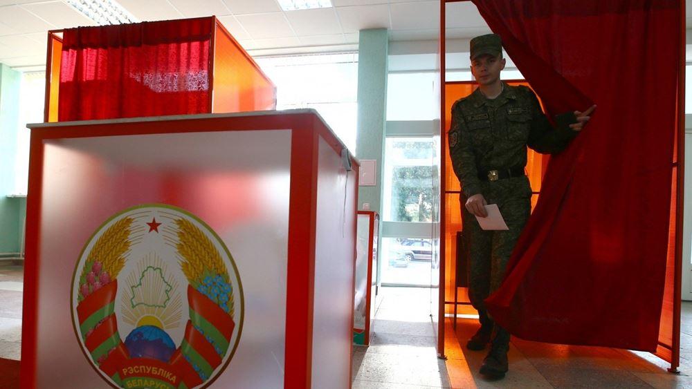 Λευκορωσία: Άνοιξαν οι κάλπες για τις βουλευτικές εκλογές στη χώρα