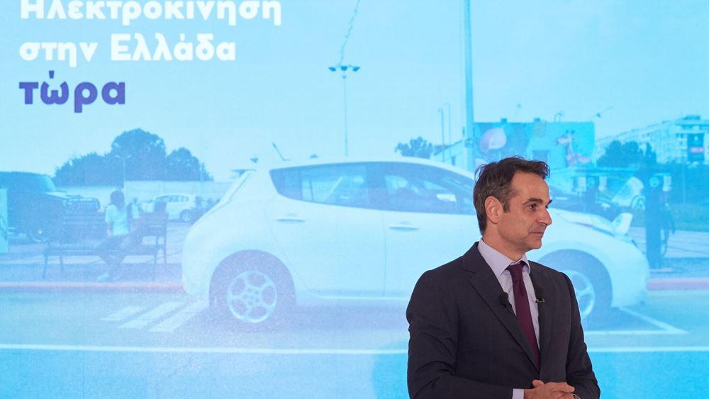 ΝΔ: Ολιστικό σχέδιο με 25 μέτρα και πολιτικές για μείωση ρύπων - ηλεκτροκίνηση