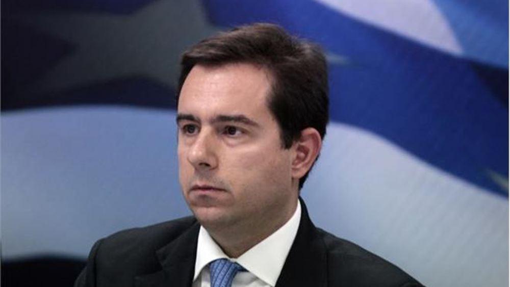 Ν. Μηταράκης: Στόχος η μείωση εισφορών για αύξηση των μισθών