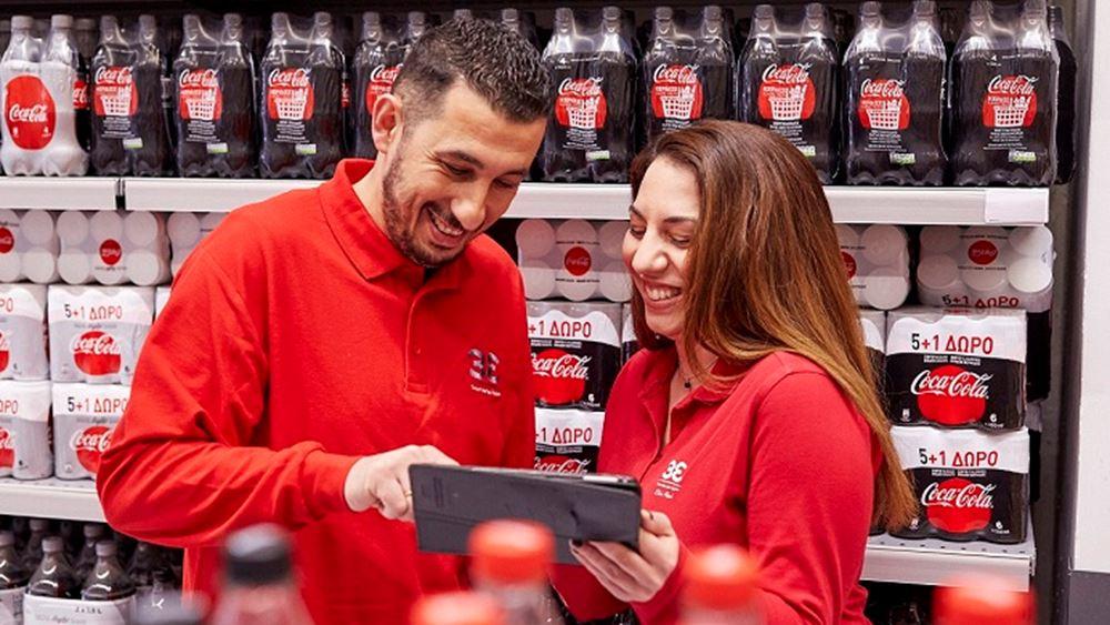 Coca-Cola Τρία Έψιλον: Αναζητά 100 εποχικούς Μarket Developers