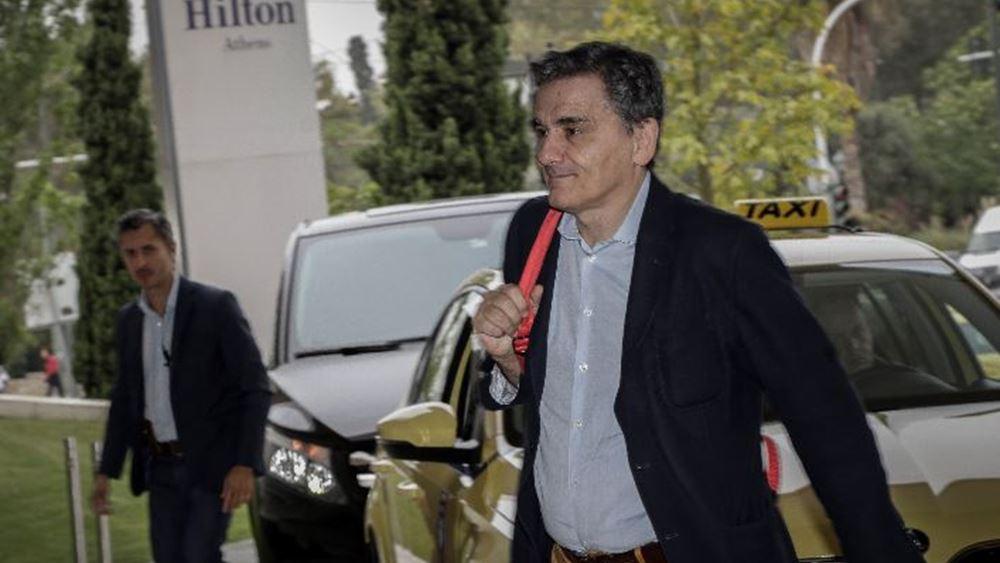 Ε. Τσακαλώτος: Η ιταλική μεταβλητότητα έχει καταστήσει πιο δύσκολη την έξοδο της Ελλάδας στις αγορές