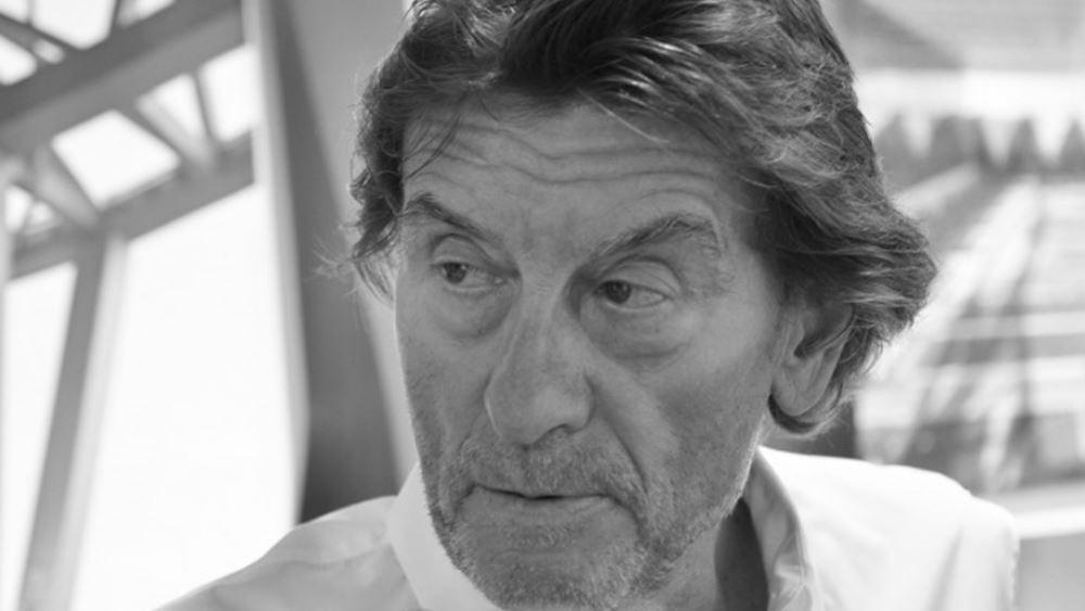 Σε τροχαίο σκοτώθηκε ο διαπρεπής αρχιτέκτονας Χέλμουτ Γιαν