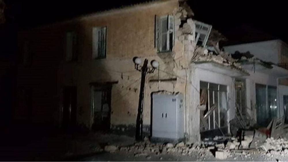 Καναλάκι Πρέβεζας: Ισχυρός σεισμός 5,6 βαθμών