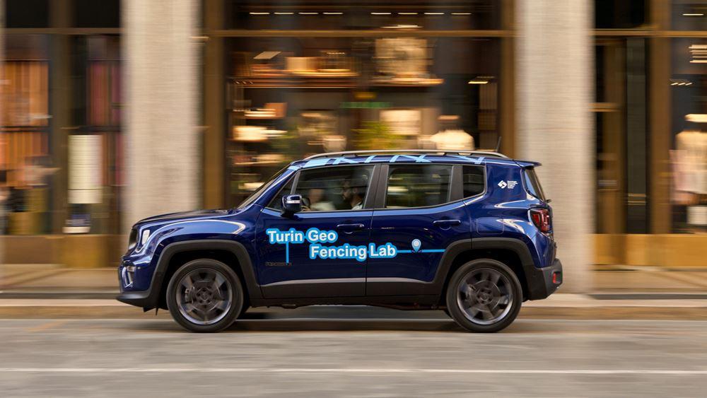 Η τεχνολογία 4xe της Jeep στην πρωτοπορία των εφαρμογών Geofencing