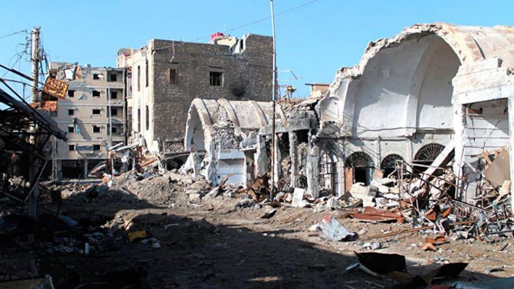 Συρία: Το Ισλαμικό Κράτος έχασε τη Ράκα, το κυριότερο προπύργιό της στη χώρα
