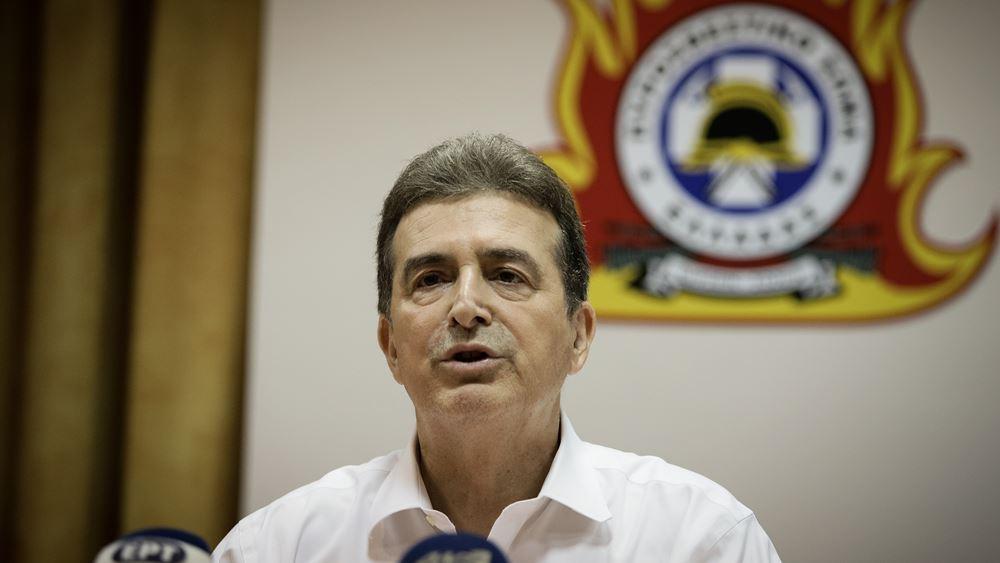 Μ. Χρυσοχοΐδης: Η ασφάλεια της χώρας είναι αδιαπραγμάτευτη