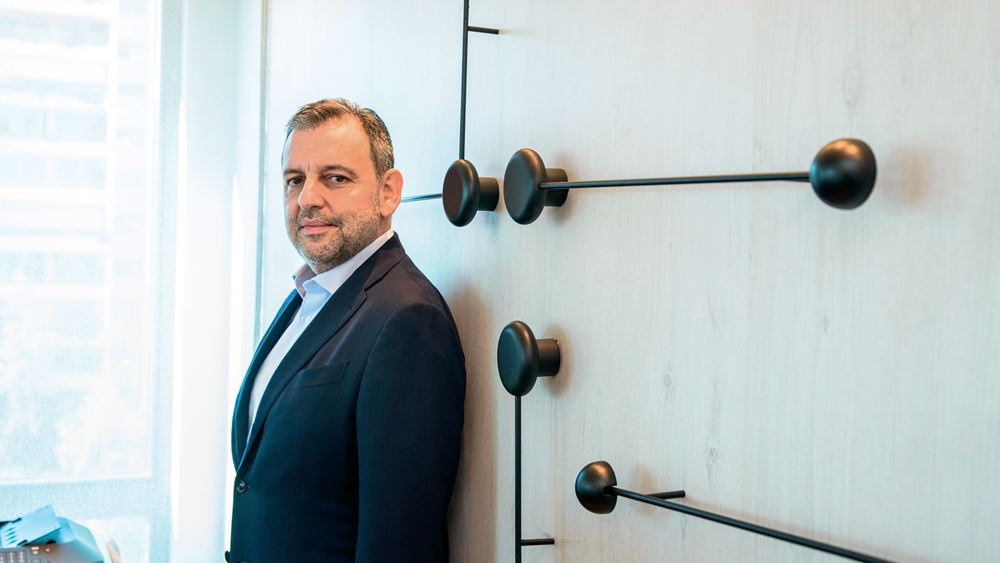 Χάρης Μπρουµίδης: Επενδύουμε όχι μόνο σε υποδομές, αλλά και στη νέα γενιά