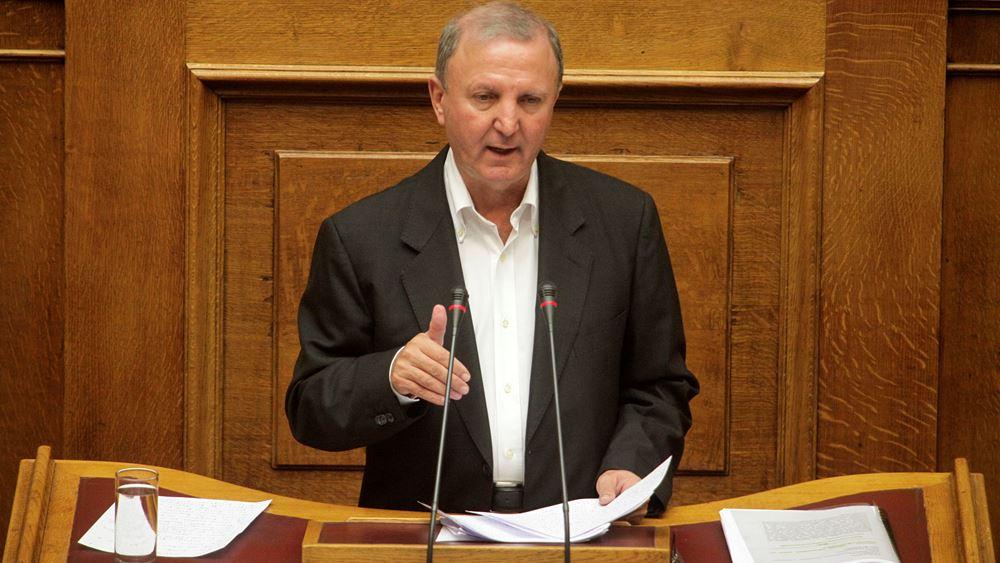 """""""Ρουκέτες"""" Παπαδόπουλου (ΣΥΡΙΖΑ) για παρεμβάσεις στη Δικαιοσύνη"""