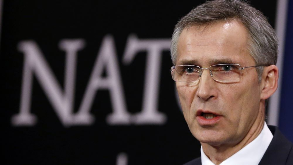 Γ. Στόλτενμπεργκ: Η κατάπαυση του πυρός στη βόρεια Συρία είναι μια ευκαιρία για ειρήνη