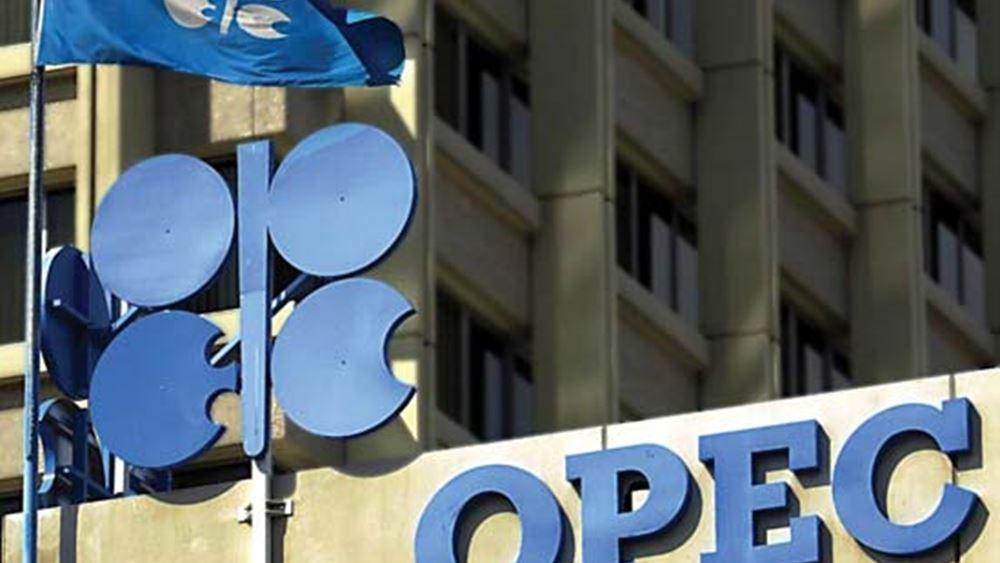 Περιέκοψε τις εκτιμήσεις για την αμερικανική παραγωγή πετρελαίου ο OPEC