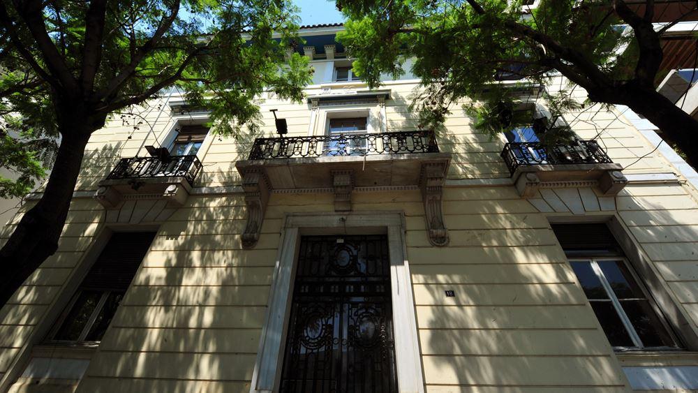 Σε ξενοδοχείο μετατρέπονται τα ιστορικά γραφεία της ΝΔ στη Ρηγίλλης