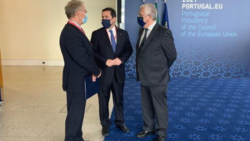 Μηταράκης:Η Ελλάδα προτείνει την ενεργοποίηση της Frontex εκτός των χωρικών υδάτων της Ευρώπης
