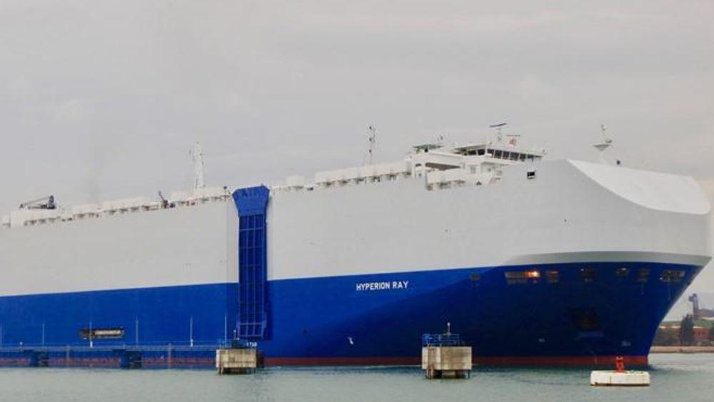 Επίθεση σε εμπορικό πλοίο που ανήκει σε ισραηλινή εταιρεία στα ανοιχτά των ΗΑΕ