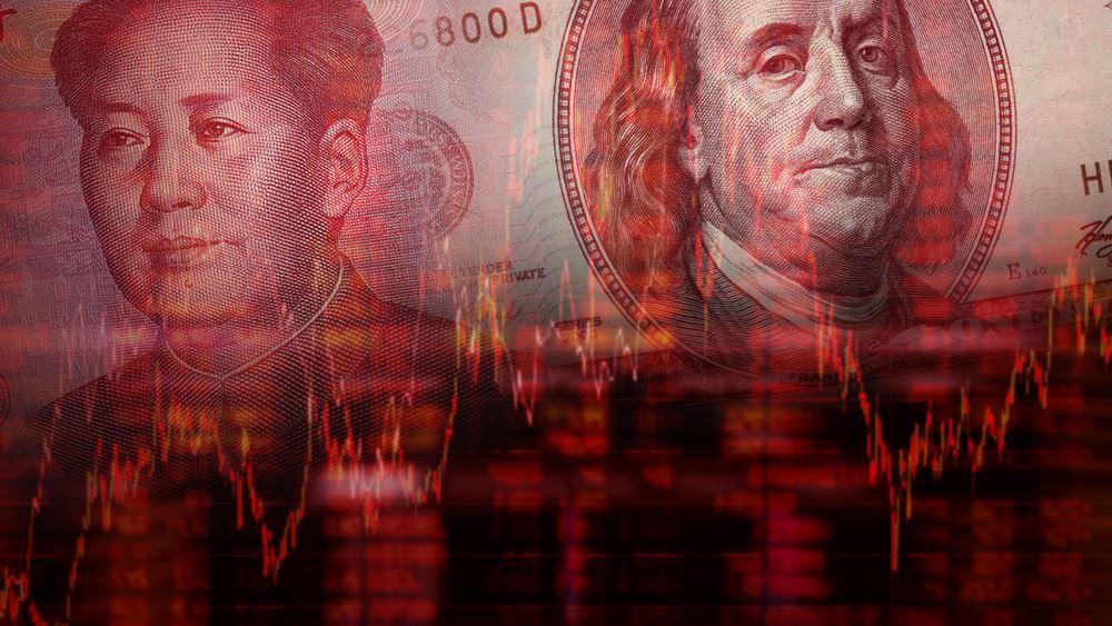 Αυξήθηκαν τα συναλλαγματικά αποθέματα της Κίνας