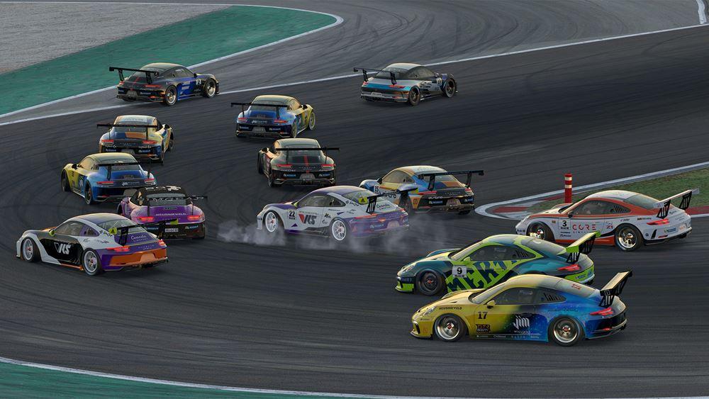 Η TAG Heuer συμμετέχει στο Porsche Esports Supercup ως χορηγός