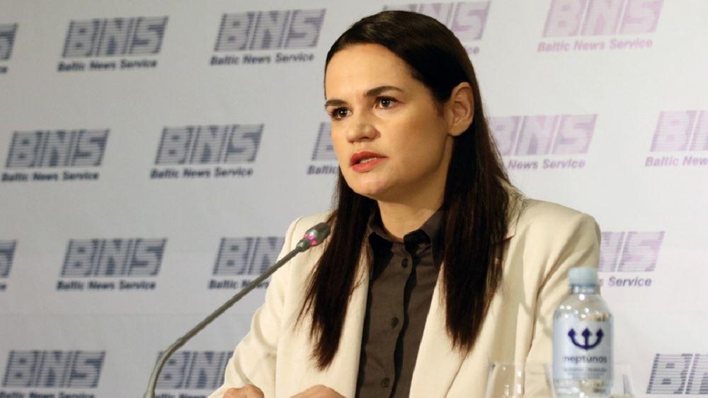 Σβετλάνα Τιχανόφσκαγια (Svetlana Tikhanovskaya)