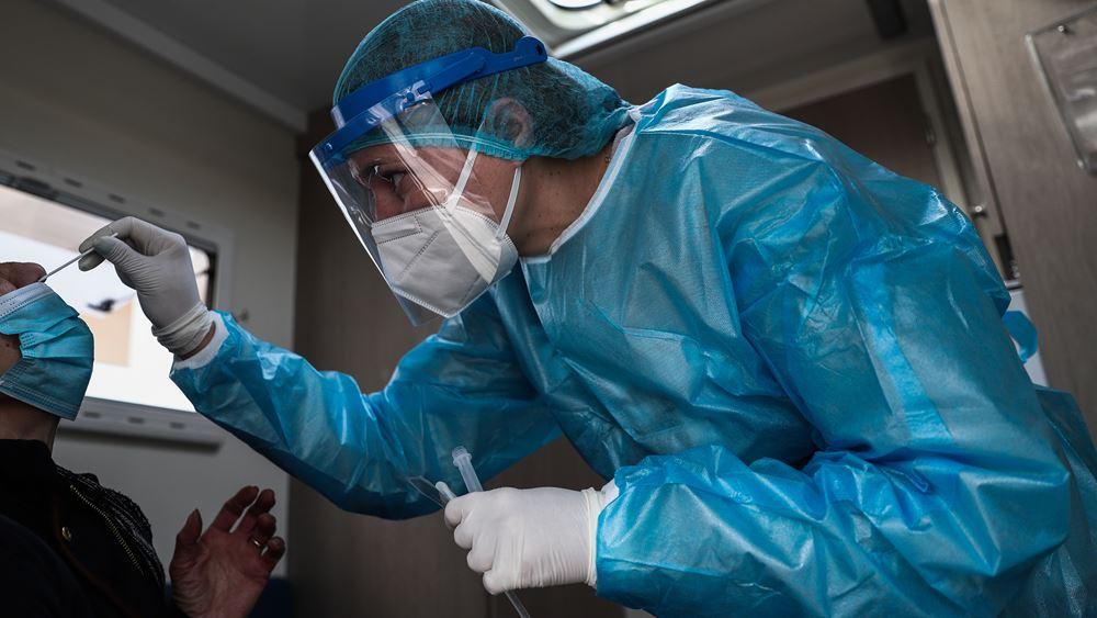 Υποχρεωτικά rapid test δύο φορές την εβδομάδα στο ανεμβολίαστο προσωπικό των Μονάδων Υγείας του ΕΣΥ