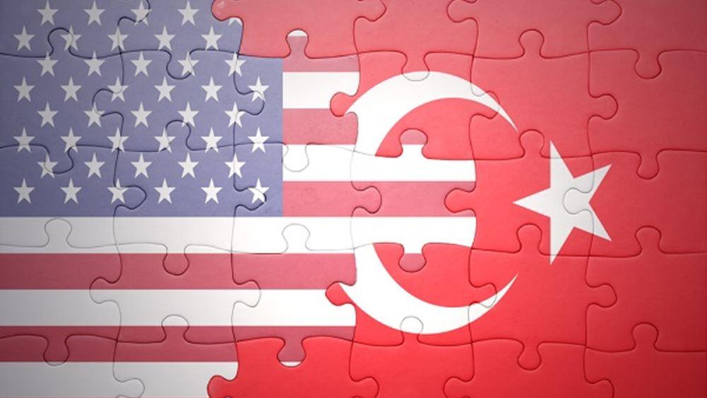 """Τουρκία: Οι ΗΠΑ καλούν την Άγκυρα να αφήσει """"άμεσα"""" ελεύθερο τον Οσμάν Καβαλά"""