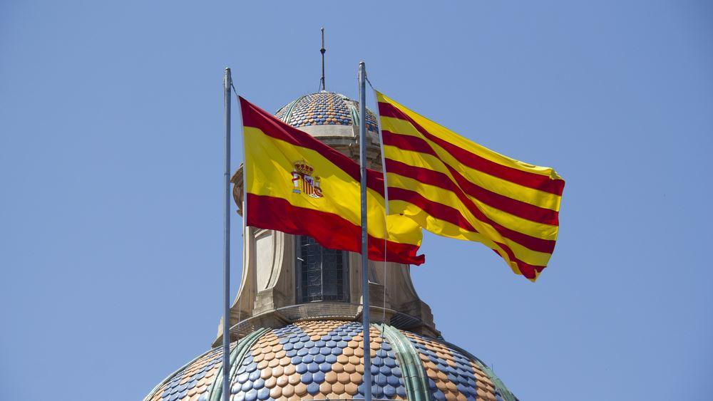 Η αντιπρόεδρος της ισπανικής κυβέρνησης ζητά να τεθεί η Καταλονία υπό κηδεμονία