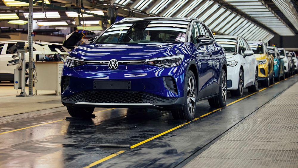 Το νέο VW ID.4 στο δρόμο προς τις παγκόσμιες αγορές