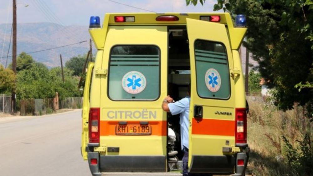 Αυτοκίνητο παρέσυρε πεζούς στη Θεσσαλονίκη - δεν υπάρχουν τραυματίες