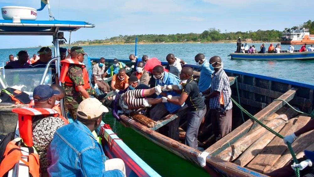 Στους 207 οι νεκροί από το ναυάγιο στην Τανζανία